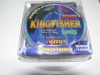 леска kingfisher#0,6 100м