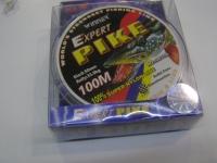 леска expert pike #0,5 100м