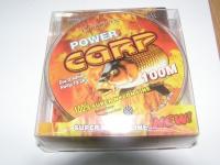леска power carp#0.4 100м