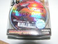 леска kingfisher#0,3 150м